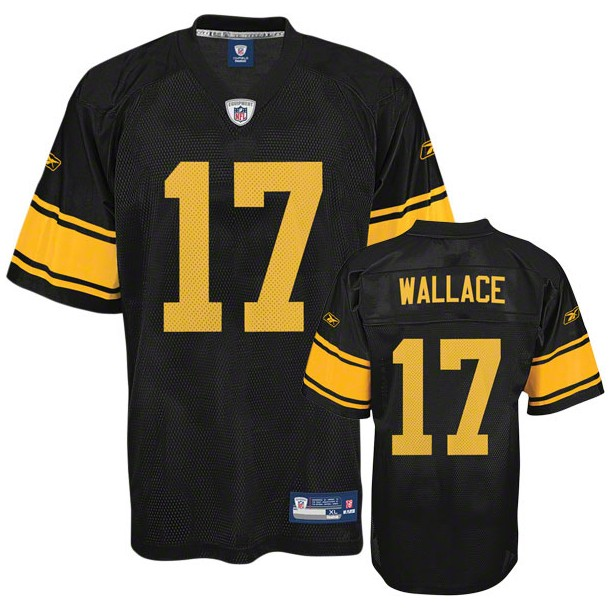 Pittsburgh Steelers Mike Wallace Youth Alt Jersey XL